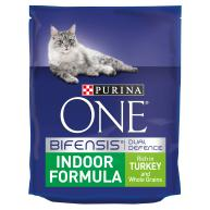 Purina ONE Turkey Indoor Adult Cat Food 3kg