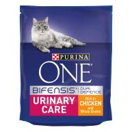Purina ONE Chicken Urinary Care Adult Cat Food 800g