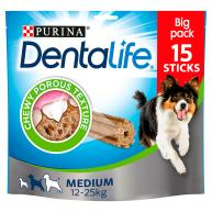 Dentalife Medium Adult Dog Chews 45 Stick