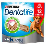 Purina Dentalife Large Dog Chews 12 Stick