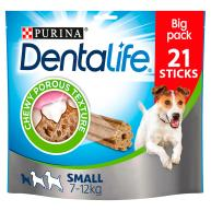 Dentalife Small Adult Dog Chews 21 Stick
