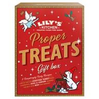 Lilys Kitchen Christmas Proper Treats Gift Box for Dogs Gift Box