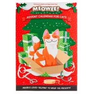 Meowee Christmas Cat Nippy Advent Calendar