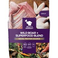 Billy & Margot Wild Boar & Superfood Dry Adult Dog Food