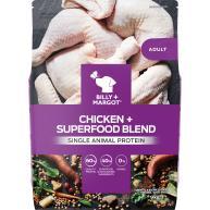 Billy & Margot Chicken & Superfood Blend Dry Adult Dog Food