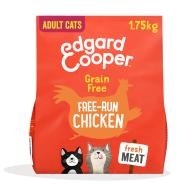 Edgard & Cooper Grain Free Chicken Dry Adult Cat Food 1.75kg