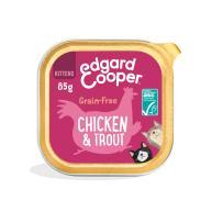 Edgard & Cooper Chicken & Trout Wet Kitten Food
