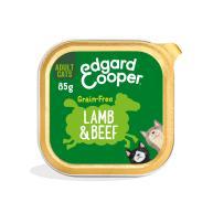 Edgard & Cooper Grain Free Lamb & Beef Wet Adult Cat Food