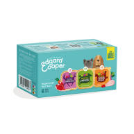 Edgard & Cooper Grain Free Multipack Wet Dog Food