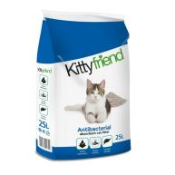 Kittyfriend Antibacterial Cat Litter 25 Litres