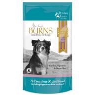 Burns Penlan Farm Chicken, Brown Rice & Veg Moist Dog Food