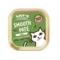 Lilys Kitchen Lamb Pate Complete Wet Cat Food 85g x 19