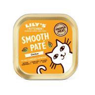 Lilys Kitchen Chicken Pate Complete Wet Cat Food 85g x 19