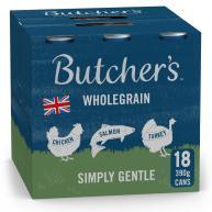 Butchers Simply Gentle Dog Food Tins