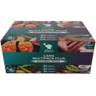 Billy & Margot Multipack Plus Wet Adult Dog Food