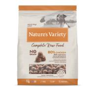 Natures Variety Complete Beef Raw Frozen Small Breed Adult Dog Food 1kg x 5