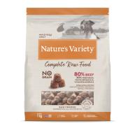 Natures Variety Complete Chicken Raw Frozen Small Breed Adult Dog Food 1kg x 5