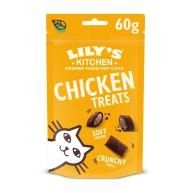 Lilys Kitchen Chicken Pillow Cat Treats