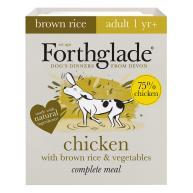Forthglade Complete Chicken & Rice Adult Dog Food
