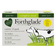 Forthglade Complete Grain Free Multipack Dog Food