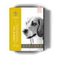 Natures Harvest Chicken & Tripe with Brown Rice Wet Adult Dog Food 395g x 10