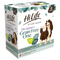 HiLife Its Only Natural Complete Grain Free Wet Adult Dog Food