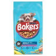 Bakers Turkey & Vegetables Dry Adult Dog Food
