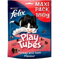Felix Play Tubes Turkey & Ham Cat Treats