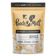 Pooch & Mutt Meaty Treats Shrimp & Coconut Skin & Coat Dog Treats