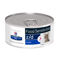 Hills Prescription Diet ZD Food Sensitivities Cat Food Cans