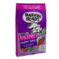 Barking Heads Large Breed Puppy Dog Food