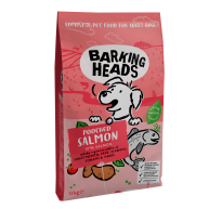 Barking Heads Pooched Salmon Dry Adult Dog Food