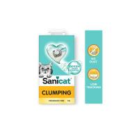 Sanicat Clumping Unscented Cat Litter 10 Litres