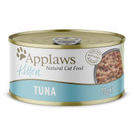 Applaws Natural Tuna in Broth Wet Kitten Food