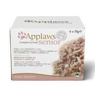 Applaws Natural Mixed Selection Wet Senior Cat Food