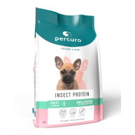 Percuro Insect Protein Small & Medium Breed Dry Puppy Food