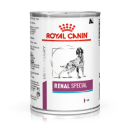 Royal Canin Veterinary Renal Special Dog Food Cans