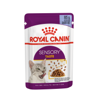 Royal Canin Sensory Taste in Jelly Wet Adult Cat Food 85g x 12
