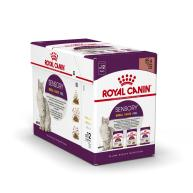Royal Canin Sensory Variety Multipack In Gravy Wet Adult Cat Food 85g x 12