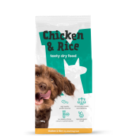 Monster Pet Foods Chicken & Rice Dry Adult Dog Food