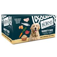 Burns Variety Box Wet Adult & Senior Dog Food