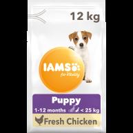IAMS for Vitality Chicken Small & Medium Breed Puppy Dry Dog Food