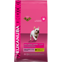 Eukanuba Weight Control Small Breed Adult Dog Food