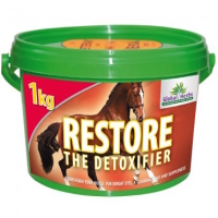 Global Herbs Restore Supplement for Horses