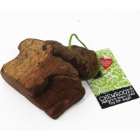 Green & Wilds Chew Roots Dog Chew Toy