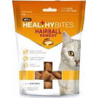 Mark & Chappell VetIQ Healthy Bites Hairball Remedy Cat Treats