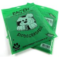 Bag Em Scented Biodegradeable Poop Bags