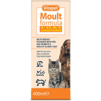 Vitapet Moult Formula Coat Conditioner