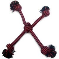 Tough Tugger Giant 4 Way Dog Tug Toy
