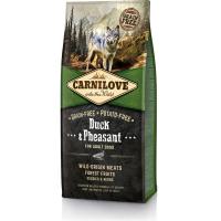 Carnilove Duck & Pheasant Adult Dog Food